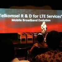 Menyongsong Telkomsel LTE