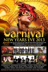 Carnival New Years Party