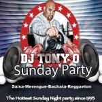 DJ Tony O Sunday Party