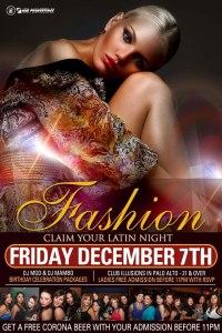 Fashion Party Club Illusions