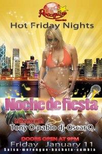 Hot Friday Nights Roccapulco
