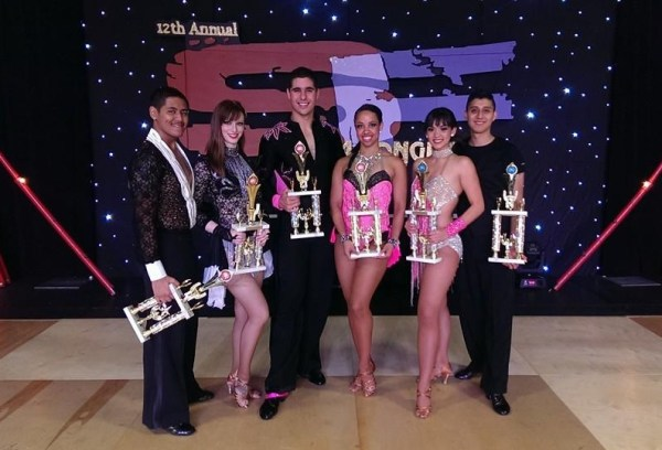 2013 SF Salsa Congress Winners