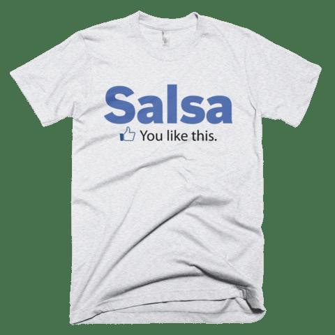 Salsa Dancing Tshirt