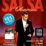 Salsa For Obama