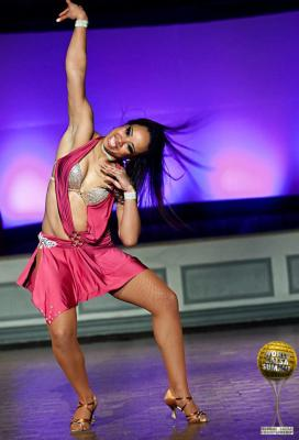 World Salsa Summit Keesha Roberts
