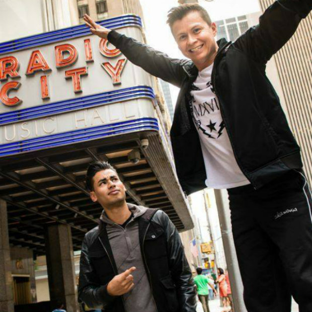 John & Andrew America's Got Talent