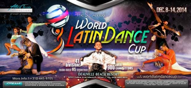 World Latin Dance Cup 2014 Results - Salsa Vida SF