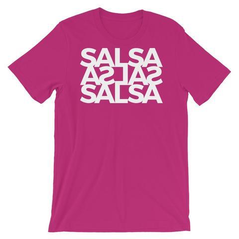 Salsa Salsa Salsa Womens TShirt