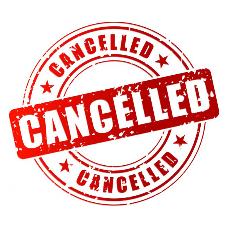 Covid Salsa Events Cancelled