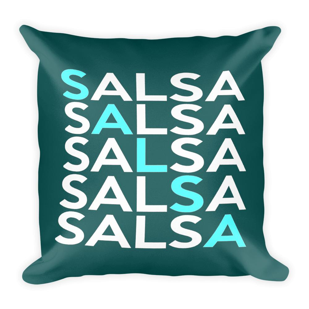Salsa Salsa Salsa Pillow