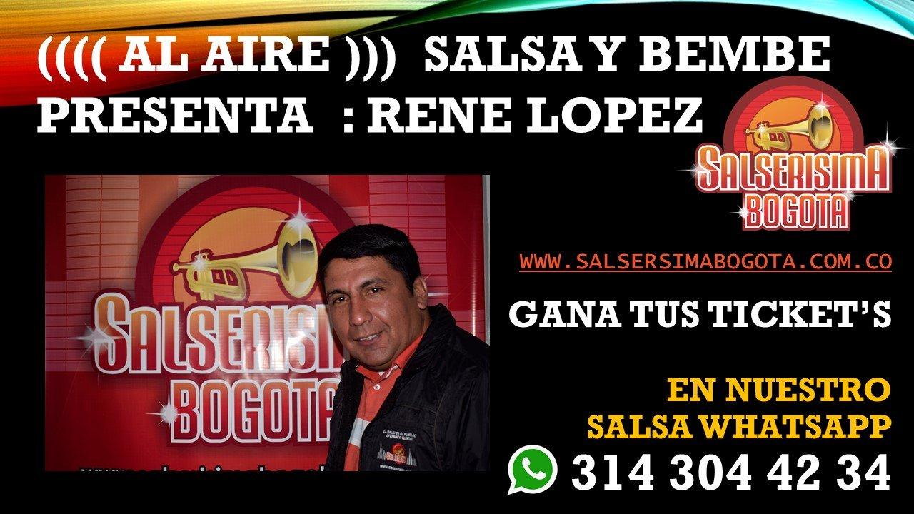SALSA Y BEMBE RENE