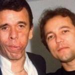Rubén Blades y el último adiós a su amigo Saravá