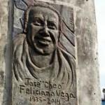 Cheo Feliciano: Colocan placa como tributo anónimo en lugar donde murió