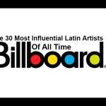 Willie Colón y Arsenio Rodríguez entre los más influyentes de la música latina