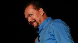 Bobby Valentín tuvo una gran presentación ante las miles de personas que acudieron a ver a la Fania. (Foto: Diego Toledo / Sóngoro Media)
