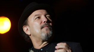 Rubén Blades tuvo una gran ovación cuando interpretó el éxito 'Juan Pachanga'. (Foto: Diego Toledo / Sóngoro Media)