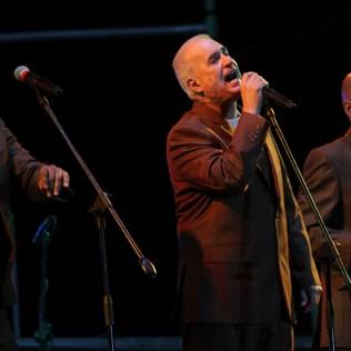 El Gran Combo empezó su show pasadas las 03:00 horas del domingo. (Foto: Songoro Media)