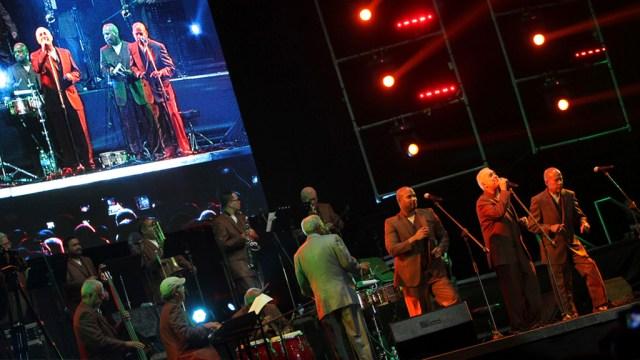 El concierto se extendió hasta casi las 05:00 de la mañana. (Foto: Songoro Media)