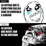 Festival Chim Pum Callao 2015 es blanco de memes tras anunciar sus invitados