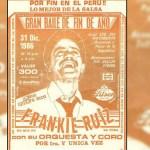 Los 80: La época dorada de la salsa en el Perú, según Yolvi Traverso