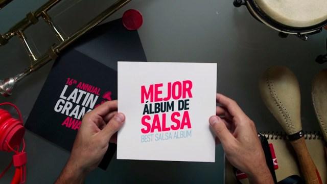 En el 2014, quien ganó en esta categoría fue Marc Anthony con su álbum '3.0'. (Foto: Captura/LatinGrammy.com)