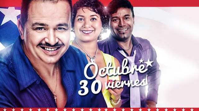 Afiche promocional del concierto de Ray Sepúlveda. (Foto: Facebook/Farra)