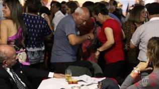 La gente disfrutó hasta altas horas de la madrugada. (Foto: Salserísimo Perú)