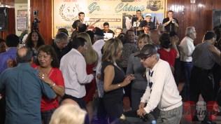 El público no dejó de bailar durante toda la noche. (Foto: Salserísimo Perú)