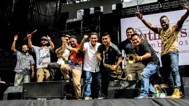 Sabor y Control es una de las orquesta peruanas de salsa más reconocidas en la actualidad. (Foto: Facebook/SaboryControl)