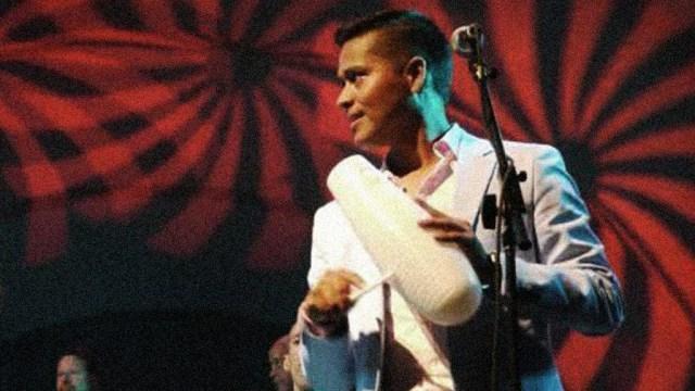Renzo Padilla es uno de los peruanos más exitosos de la salsa, hoy, en Nueva York. (Foto: Facebook/RenzoPadilla)