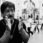 Carlos 'Peluzza' Del Carpio: «Sin clave no hay salsa»