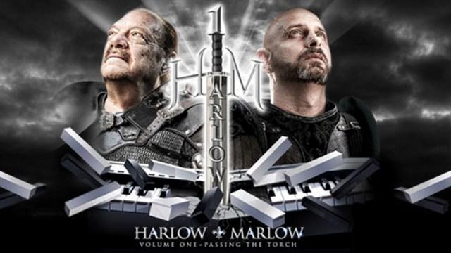 Portada del disco 'Harlow Marlow'. (Foto: Facebook/MarlowRosado)