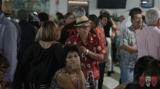 El muy popular señor Carlitos haciendo de las suyas en la pista de baile. (Foto: Salserísimo Perú)