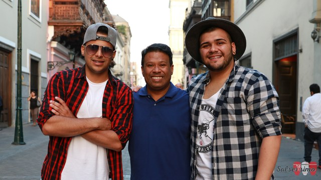 Arturo y Wilmer Lozano tienen en su padre a su máxima inspiración tanto en el plano personal como musical. (Foto: Salserísimo Perú)