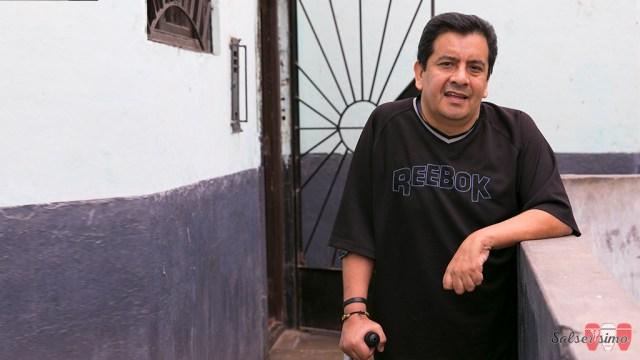"""Manolo Rodríguez se encuentra cocinando su producción """"Mi cantar"""". Salserísimo Perú estará a cargo del videoclip promocional. (Foto: Salserísimo Perú)"""