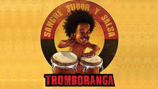 Portada del álbum 'Sangre, sudor y lágrimas' de Tromboranga. (Imagen: Facebook/Tromboranga)