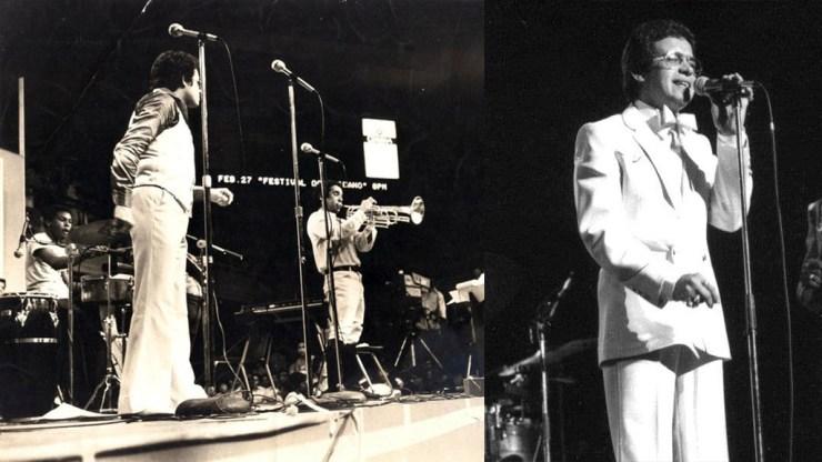 Héctor Maisonave manejó a Héctor Lavoe en su tiempo junto a Willie Colón y en su época de solista.