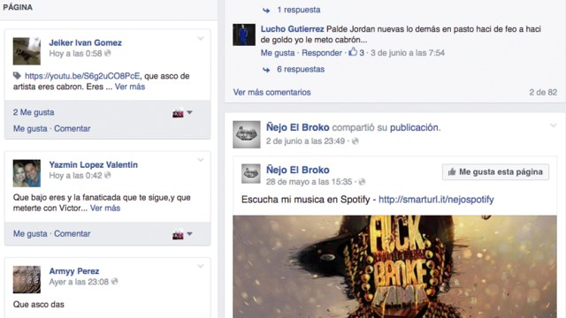Fanácticos salen en defensa de su ídolo Víctor Manuelle (Foto: Captura Facebook/Víctor Manuelle)