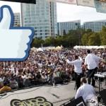 ¿Cuáles son las orquestas de salsa más populares en Facebook?