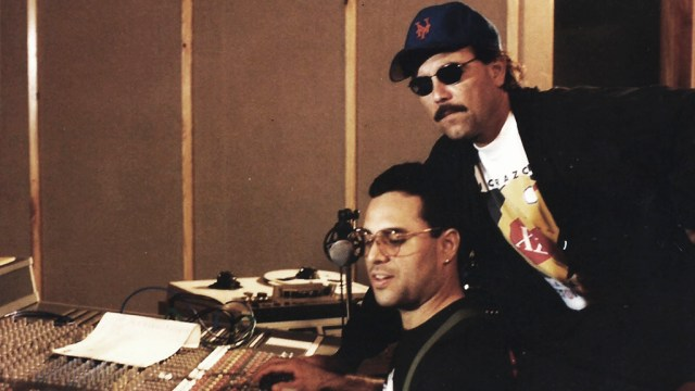 Ambos músicos panameños trabajaron juntos en 1996 para lanzar la producción 'La rosa de los vientos'. (Foto: Facebook/RobertoDelgado)