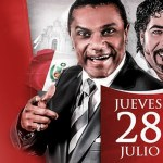 El Canario y Willie González en show por Fiestas Patrias