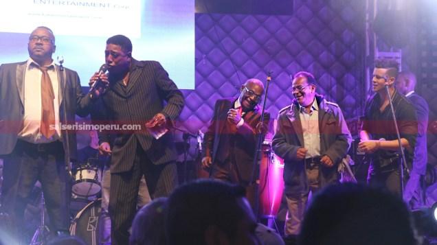 El retorno de NG La Banda fue una realidad gracias a Kala Entertainment. (Foto: Salserísimo Perú / Antonio Alvarez)
