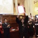 Robertha representará al Perú en el Festival Mundial del Bolero