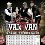 El Carmen se alista para una noche mágica con Van Van