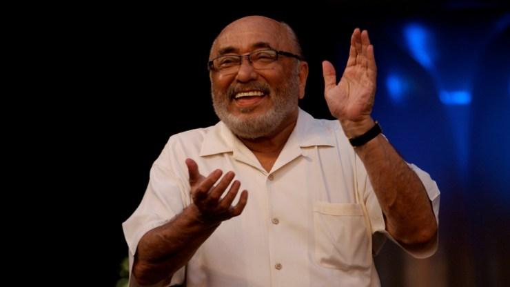 Eddie Palmieri es uno de los más grandes pianista de la salsa. (Foto: Facebook/EddiePalmieri)