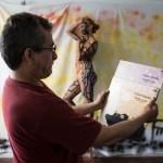 [VIDEO] Maestra Vida: el sentimiento de Rubén Blades en un lienzo humano