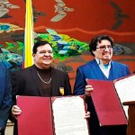 """Richie Ray en Colombia: """"Ahora, más que nunca, seguiremos orando por la paz"""""""