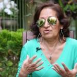 """Zayda Candela: """"Una fanática le rompió el boleto de regreso a Frankie"""" [VIDEO]"""