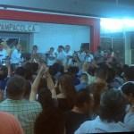 Extraño robo de celular a Frankie Vázquez durante concierto en Lima