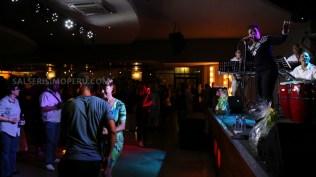 El público no dejó de bailar anoche en The Latin Roots. (Foto: Antonio Alvarez F./Salserísimo Perú)